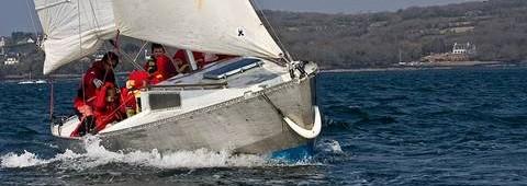 S'initier à la navigation côtière