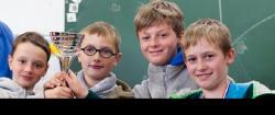 2015_10_18 Equipe Optimist CNRL - Gwénolé Philippon - Henri Boucher - Mathis Nedelec - Arthur Musset