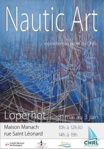 Nautice Art Affiche_2018
